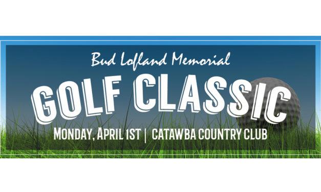 The Bud Lofland Memorial Golf Classic Benefits HSCC, April 1
