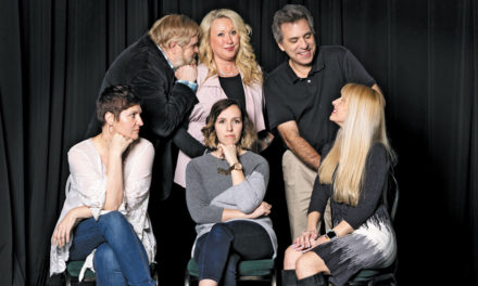HUB Dinner Theatre's Divorce Southern Style, Runs April 4 -13