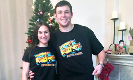 Minor Leaguer Lives On Bus, For Love Of The Game & His Lady