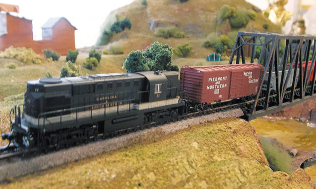 Annual Train Show Benefits Local Museum, 4/6 At Hickory Metro