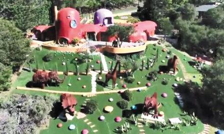 Yabba Dabba Doo! Community Not In Love With Flintstone House