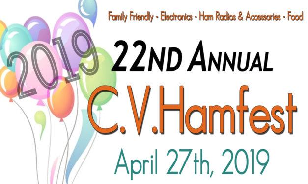 CV Hamfest Is This Sat., 4/27, In Morganton