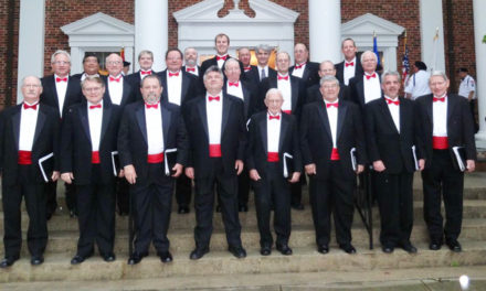 Caldwell Men's Chorus Free Concert Is This Sat., April 27