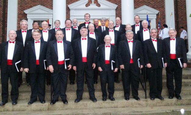 Caldwell Men's Chorus Free Concert Is This Sat., April 27