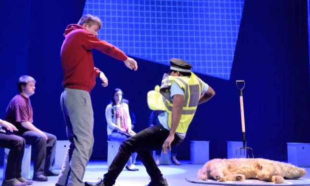Final Four Shows Of 'The Curious Incident…' At HCT, 4/11-4/14