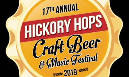 17th Annual Hickory Hops On Tap For Saturday, April 27