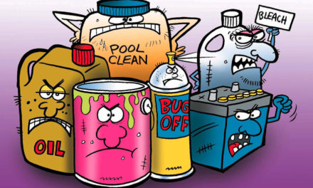 Household Hazardous Waste Collection Event Is Sat., May 4