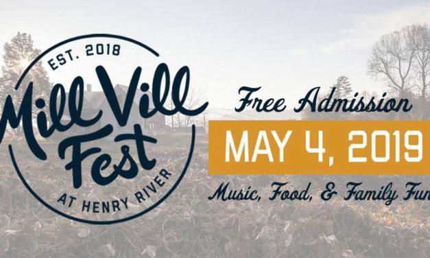 Mill Vill Fest At Henry River Mill Village Sat., May 4, 11am-5pm