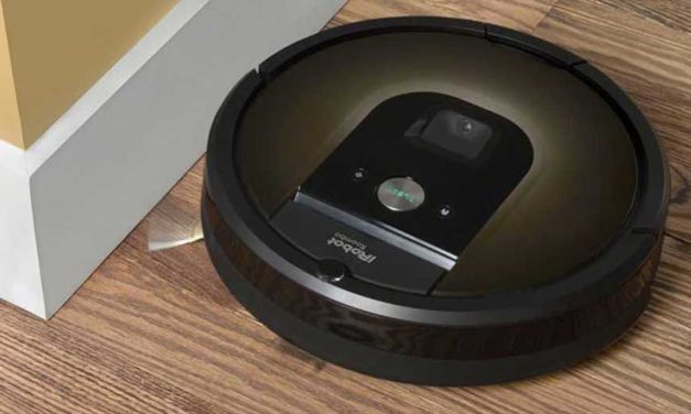 Intruder? Video Shows Robber Was Really A Robot Vacuum
