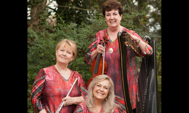 Hickory Arts Concert Features Stone's Throw On April 12