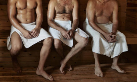 Naked In A Sauna? The  Police Will Still Find You