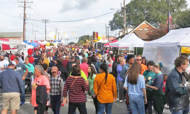 Taylorsville Apple Blossom Festival, Is This Saturday, May 4