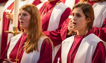 LRU's A Cappella Choir & Brass Ensemble Perform At Mt. Pisgah Lutheran Church, May 19