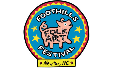 Early Registration For Foothills Folk Art Festival Ends June 1