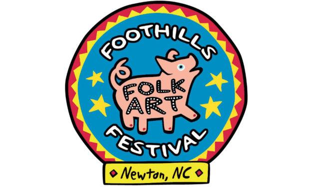 Early Registration For Foothills Folk Art Festival Ends June 1