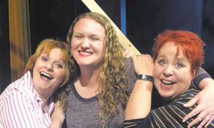 HCT Presents The Dynamos From Mamma Mia!, Opens May 17