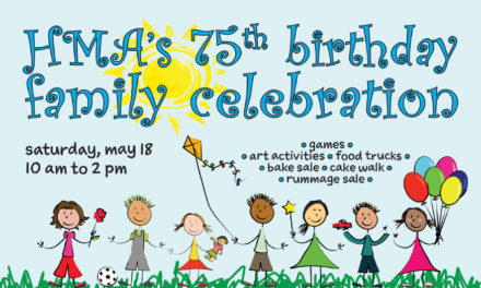 Hickory Museum Of Art 75th Birthday Family Celebration, 5/18