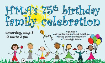 Hickory Museum Of Art 75th Birthday Family Celebration, 5/18