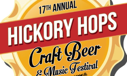 Nantahala Brewing Takes Top Honors At Hickory Hops Festival