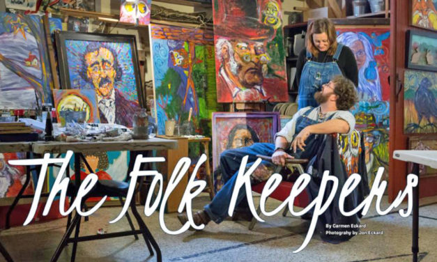 Opening Reception For Just Folk Exhibit Is Friday, June 7