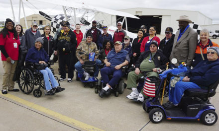 Veterans Relive Youth With Help From Ageless Aviation
