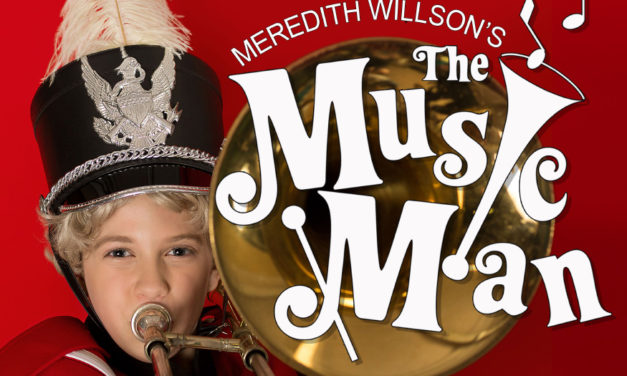 Hickory Ballet & Performing Arts Present The Music Man, 6/14 & 6/15