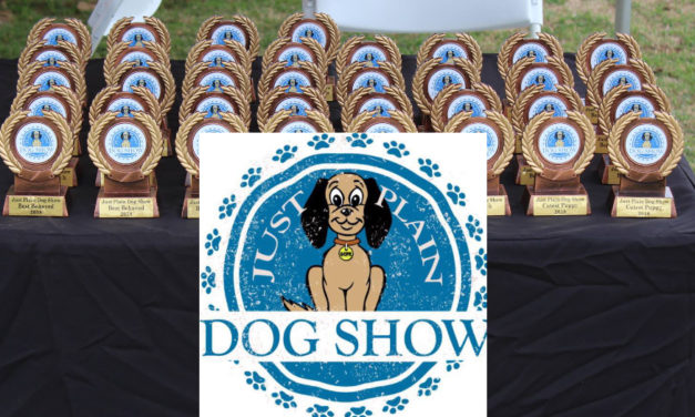 Just Plain Dog Show Is May 18,  In Dallas •  Enter By 5/16