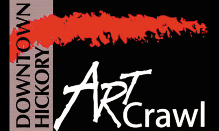 Downtown Hickory Art Crawl Is Next Wednesday, May 15