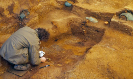Earliest Royal Christian Burial Site Found Is  England's Equivalent To King Tut's Tomb