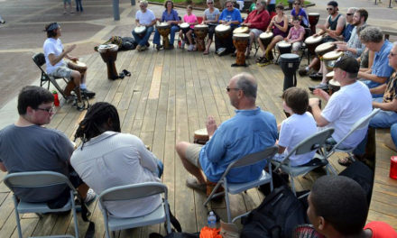Annual African Drumming & Steel Drum Workshop, 6/17- 6/23