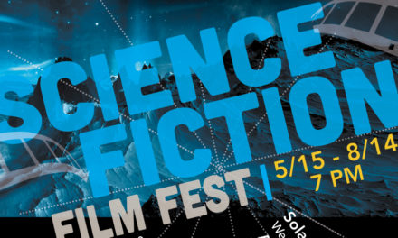 Library's Science Fiction Film Fest Begins Wed., May 15, At Carolina Theater, Downtown Hickory