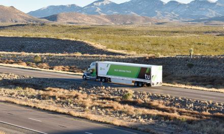 Postal Service Tests Self-Driving Trucks With Mail Delivery