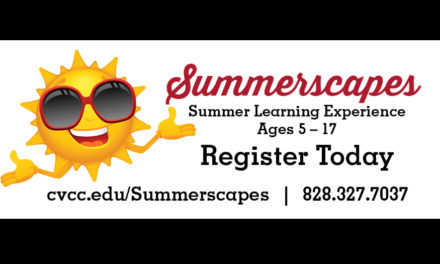 CVCC Summerscapes For Kids Ages 5 – 17, Starts June 17