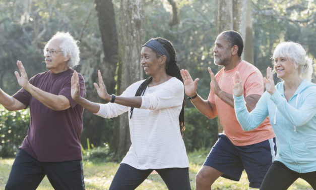 Tai Chi For Seniors On Mondays