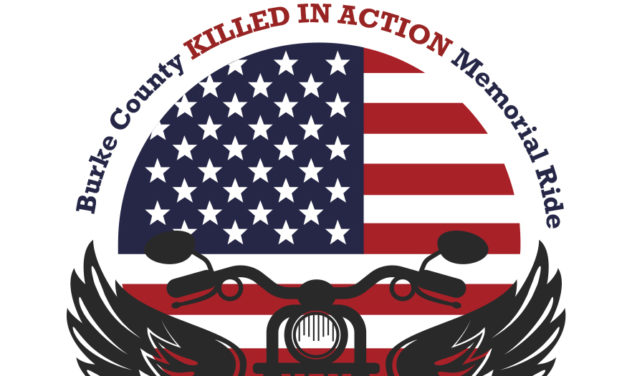 Burke County Killed In Action Memorial Ride This Sat., June 22