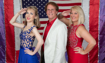 Town Of Burnsville Features  Patriotic Hits, Wednesday, 7/3