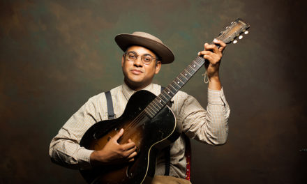 Grammy-Winner Dom Flemons Headlines RiddleFest, June 22