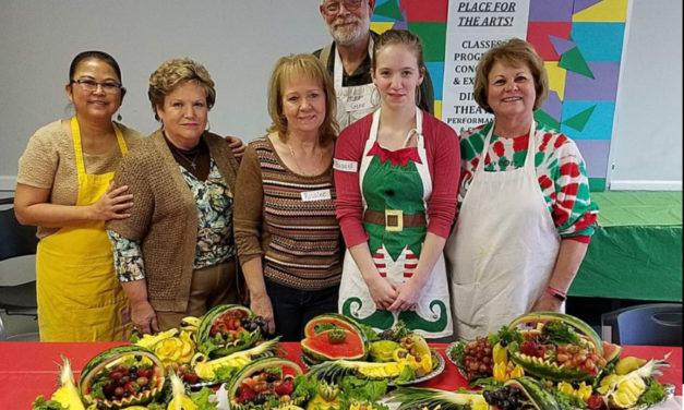 Hiddenite Arts Offers Summer Fruit Sculpture Class On June 29