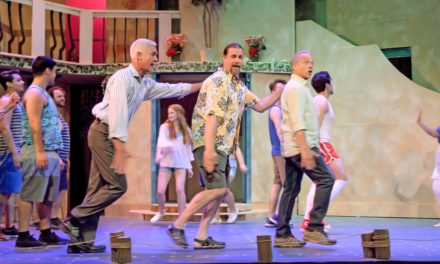 Last Four Performances Of HCT's Musical Mamma Mia!, June 6 – 9