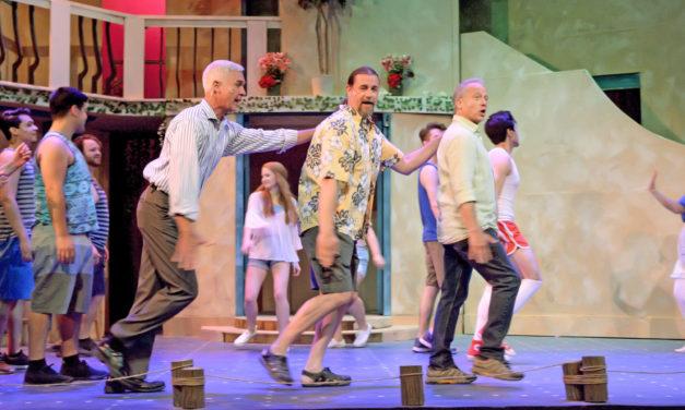 Last Four Performances Of HCT's Musical Mamma Mia!, June 6 – 9