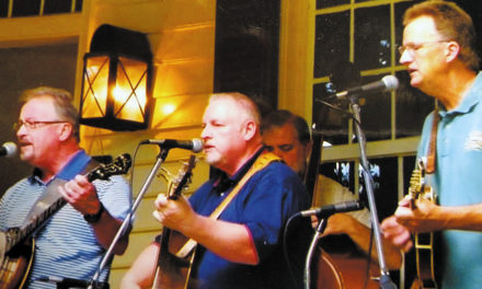 Summer On The Square Hosts Kent Dowell & The Bluegrass Blend, 7/6