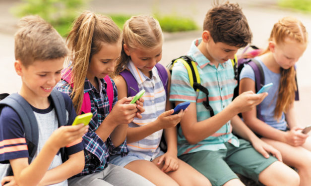 Schools Dealing With Social Stress Created By Cell Phones