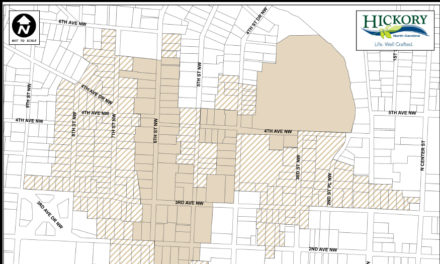 Hickory's Historic Oakwood District Expansion Is Approved
