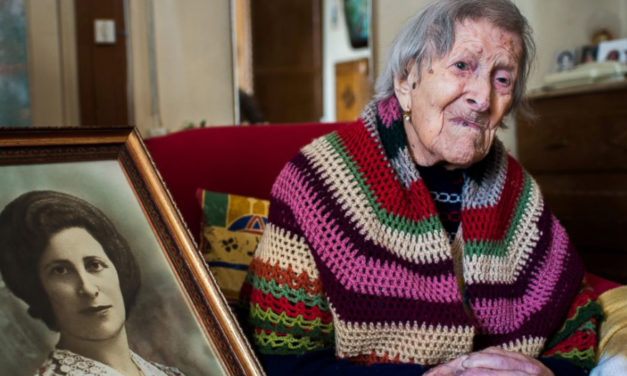 Oldest Woman In Europe Has Died At 116 Years Old