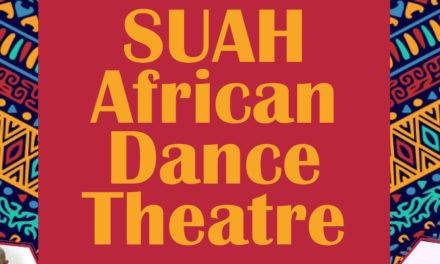 Suah African Dance Theatre Performs Twice In Hickory, 6/15
