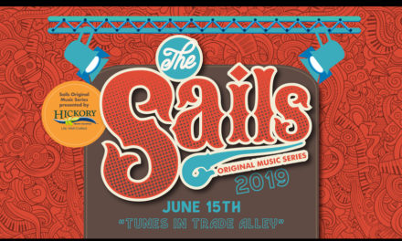 Sails Music Series Presents Tunes In Trade Alley, Saturday, June 15