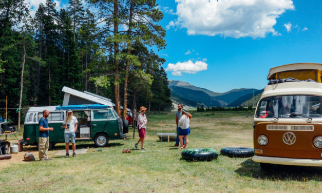 'Vanlife' Enthusiasts Also Enjoy Community In Nomadic Life