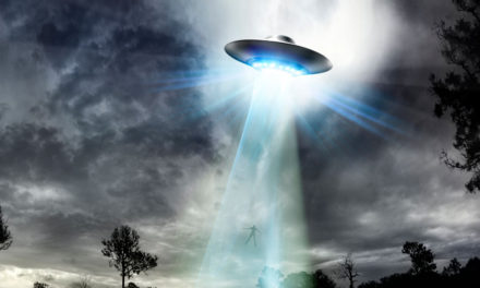 Historical Marker Placed To Commemorate Alien Abduction