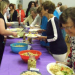 Hiddenite Arts Summer Salad Luncheon Fundraiser, June 25
