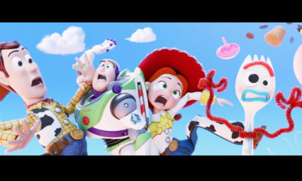 Toy Story 4 (**)